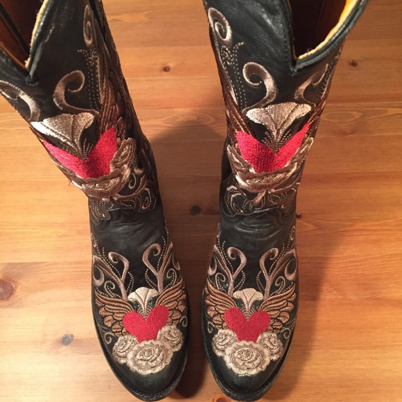 8f4ff5cd283 Old Gringo Razz Grace Boots